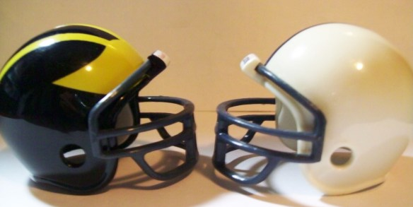 How can a team with a top 5 helmet lose to a team with a bottom 5 helmet?