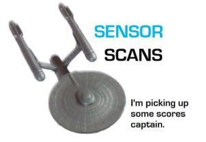 Sensor Scans