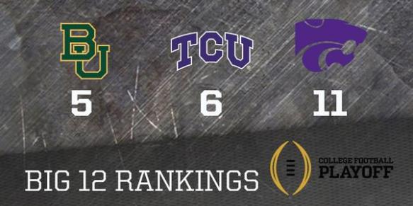 The most depressing set of rankings in college football this year.